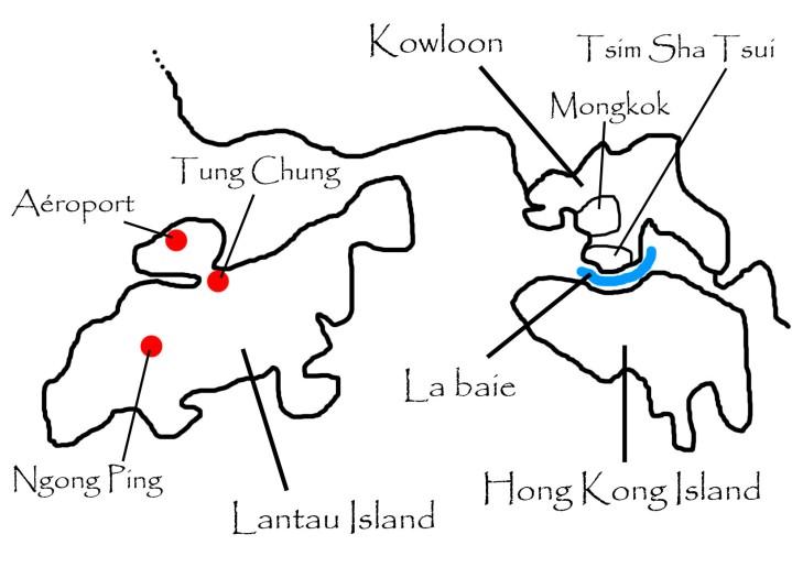 Situation géographique rapide