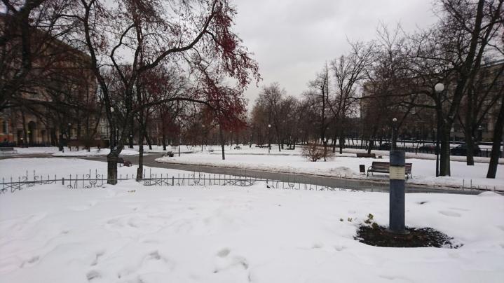 L'hiver à Moscou