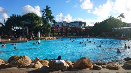 Plan d'eau de baignade, South Bank Parklands, Brisbane