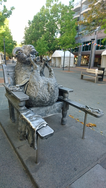 Street art, Canberra
