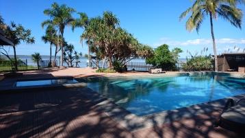 La piscine des humains, Quoin Island