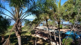 La vue depuis ma chambre, Quoin Island