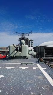 Le Vampire, destroyer de la marine australienne, Sydney