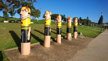 Front de mer, Geelong