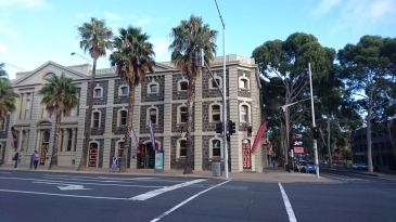 Musée national de la laine, Geelong
