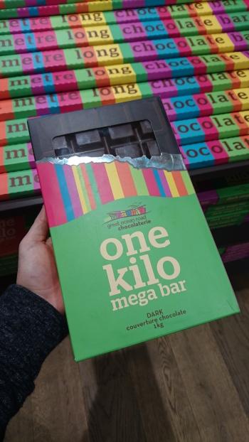 Vous préférez un mètre ou un kilo ? Chocolaterie de la Great Ocean Road