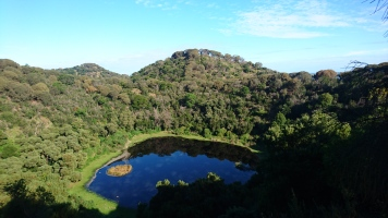 Le dernier volcan, Tower Hill State Reserve