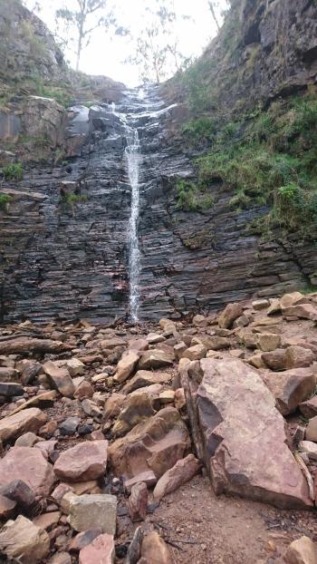 Silverband Falls, Grampians National Park