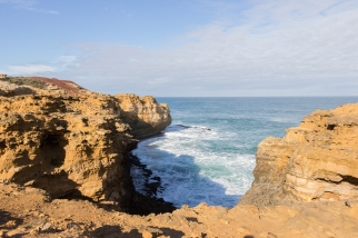 Devant le Grotto, Great Ocean Road
