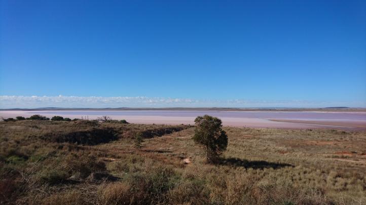 Bumbunga lake, South Australia