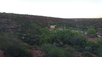 Murchison River, Kalbarri National Park