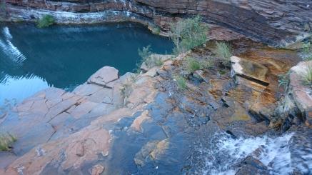 Fortescue Falls, Dales Gorge, Karijini National Park