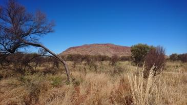 Le Sud du Karijini National Park, Pilbara