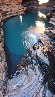 Kermit's Pool, Hancock Gorge, Karijini National Park