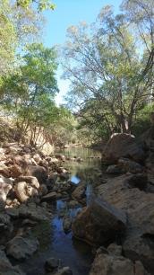 Après la grotte, Tunnel Creek, WA