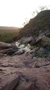 Piscine naturelle au sommet de Gunlom Falls, Kakadu National Park