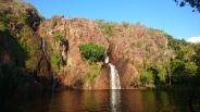 Wangi Falls, piscine extraordinaire. Litchfield National Park