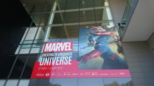 Expo Marvel, Brisbane