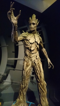 I am Groot. We are Groot. Expo Marvel, Brisbane