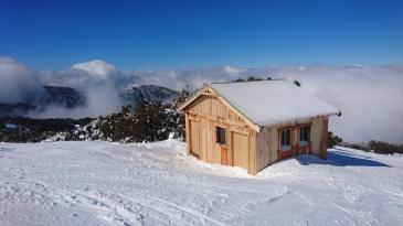 Chalet d'alpage. Mount Buller