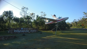 Whitsunday airport, Airlie Beach