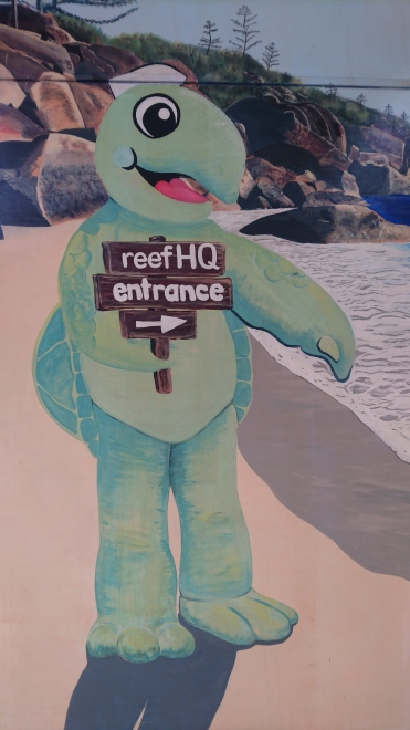 Reef HQ Aquarium, Townsville