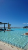 Cairns lagoon, piscine gratuite sur l'esplanade