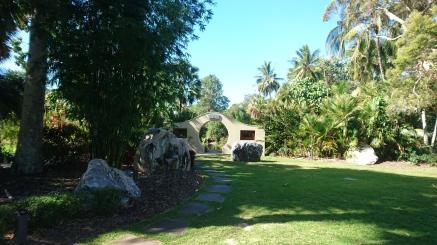 Chinese friendship garden, Botanic Gardens, Cairns