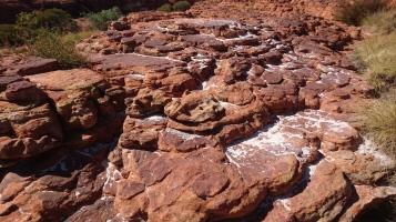 On trouve même du sable blanc ! Kings Canyon National Park