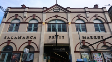 Salamanca Fruit Market, Hobart, Tas