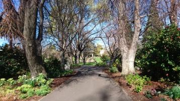 St Davids Park, près de Salamanca Square, Hobart, Tas