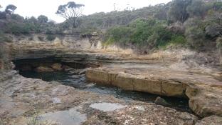 The Blowhole, Tasman Peninsula