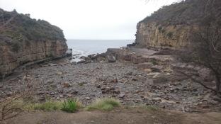 Crique à côté du Blowhole, Tasman Peninsula