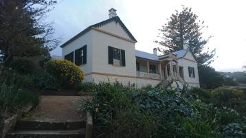 Maison du gouverneur, Port Arthur, Tas