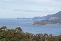 Pirates Bay, Tasman National Park lookout, Tasman Peninsula