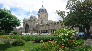 Royal Exhibition Building, Melbourne, Vic