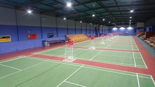 Badminton Centre, Hobart, Tas