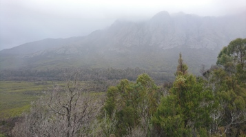 Sentinel range, Tasmanian Wilderness